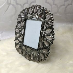A & B Home Tin Picture Frame 5 x 4